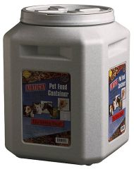 Vittles Vault 50lb Pet Food Storage Container Holds 50 lbs Dog Food