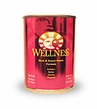 Wellness Duck and Sweet Potato Formula Canned Dog Food Case of 12 / 12.5 oz Cans