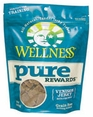 Wellness Pure Rewards All Natural Jerky Bits Venison Flavor 6oz bag