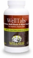 Wellness WellTabs Supplement 90 ct Bottle for Dogs