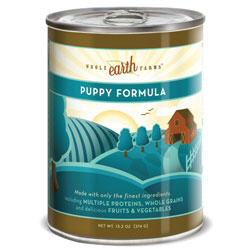 Whole Earth Farms Puppy 13.2 oz Cans