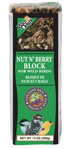 Wild Delight Nut N' Berry Block 13 oz Bag