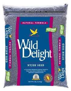 Wild Delight Premium Nyjer  Seed 5 Lb Bag
