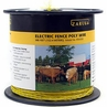 Zareba Electric Fence Yellow Poly Wire - 500 Feet #Rsw500
