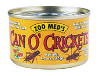Zoo Med® Can O' Crickets 1.2 oz #ZM-41