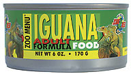Zoo Med� Iguana Food Adult Formula 6 oz. Can, #ZM-65