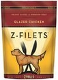 Zukes Z-Filets Glazed Chicken 3.25oz Bag