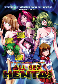 All Sex Hentai DVD