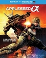 Appleseed Alpha Blu-ray
