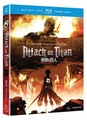 Attack on Titan DVD/Blu-ray Part 1