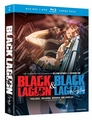 Black Lagoon DVD/Blu-ray Complete Series (Anime Classics) (Seasons 1-2)