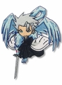 Bleach Patch: Hitsugaya SD
