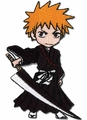 Bleach Patch: Ichigo SD