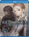 Blue Submarine No. 6 Blu-ray Complete Collection