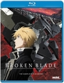 Broken Blade Blu-ray Complete Collection