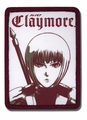 CLAYMORE CLARE PATCH