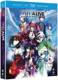 Date A Live DVD/Blu-ray Complete Series