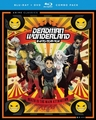 Deadman Wonderland DVD/Blu-ray Complete Series (Anime Classics)