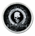 Death Note Patch: Skull Icon