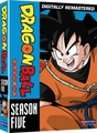 Dragon Ball Season 5 Uncut DVD Set