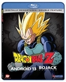 Dragon Ball Z Blu-ray Double Feature 'Super Android 13 / Bojack Unbound' (Movie 7 & 9)