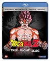 Dragon Ball Z Blu-ray Double Feature  'Tree of Might / Lord Slug' (Movie 3 & 4)