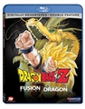 Dragon Ball Z Blu-ray Movies 12 & 13 'Fusion Reborn / Wrath of the Dragon'