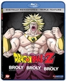 Dragon Ball Z Movie Blu-ray 'Broly Triple Feature'