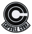 Dragon Ball Z Patch: Capsule Corp.