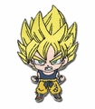 DRAGON BALL Z SD SS GOKU PATCH