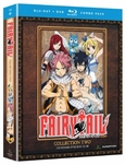 Fairy Tail DVD/Blu-ray Collection 2