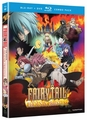 Fairy Tail the Movie: Phoenix Priestess DVD/Blu-ray