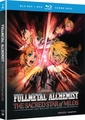 Fullmetal Alchemist: Brotherhood Movie: Sacred Star of Milos DVD/Blu-ray