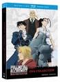 Fullmetal Alchemist: Brotherhood OVA Collection DVD/Blu-ray
