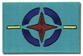 Gundam 00 Patch: AEU Flag