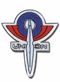 Gundam 00 Patch: Union Flag