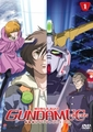 Gundam, Mobile Suit UC (Unicorn) DVD Part 1
