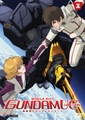Gundam, Mobile Suit UC (Unicorn) DVD Part 3