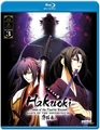 Hakuoki Season 3: Dawn of the Shinsengumi Blu-Ray Collection