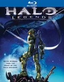 Halo: Legends Blu-ray
