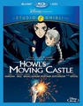 Howl's Moving Castle DVD/Blu-ray Combo