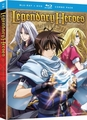 Legend of the Legendary Heroes DVD/Blu-ray Part 2