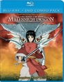 Legend of the Millennium Dragon DVD/Blu-ray