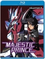 Majestic Prince Blu-ray Collection 1