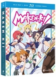 Maken-Ki! Battling Venus DVD/Blu-ray Complete Series