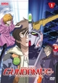 Mobile Suit Gundam UC (Unicorn) DVD Part 1