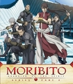 Moribito: Guardian of the Spirit Blu-ray Part 2