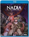 Nadia: The Secret of the Blue Water Blu-ray Complete Collection