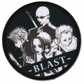 Nana Patch (circle) 'Blast'