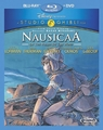 Nausicaa: Valley of the Wind DVD/Blu-ray Combo